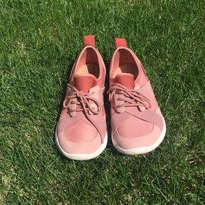 Torrid pink sneakers